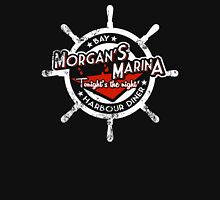 Morgan's Marina (white) Unisex T-Shirt