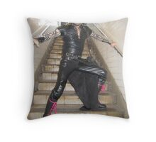 Bad boy 4 Throw Pillow