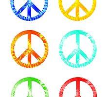 Rainbow Peace by kzenabi