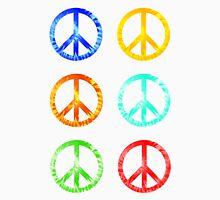 Rainbow Peace Unisex T-Shirt