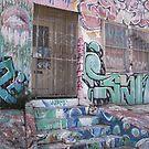 Graffiti House by Tama Blough