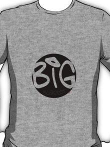 BIG BLAK DOT [-0-] T-Shirt