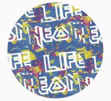Neon Life! Kids Tee