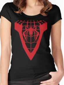 Miles (with Webbing) Women's Fitted Scoop T-Shirt