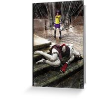 Gothic Photography Series 164 Greeting Card