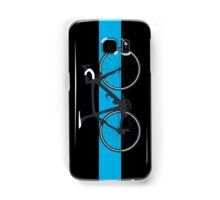 Bike Team Sky (Big - Highlight) Samsung Galaxy Case/Skin