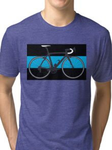 Bike Team Sky (Big - Highlight) Tri-blend T-Shirt