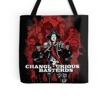 Changlourious Basterds (Any Shirt Colour) Tote Bag