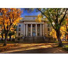 Colorful Justice Photographic Print