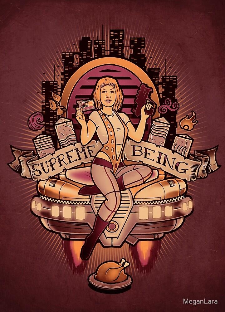 Supreme Being - Print by MeganLara