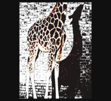 Amber Giraffe  by Rangi4