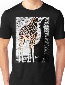 Amber Giraffe  Unisex T-Shirt