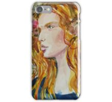 Renaissance Woman iPhone Case/Skin
