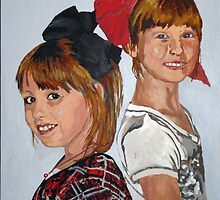 Hair Bows by Jim Phillips