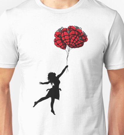 Cause everyone's heart doesn't beat the same Unisex T-Shirt