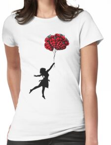 Cause everyone's heart doesn't beat the same Womens Fitted T-Shirt