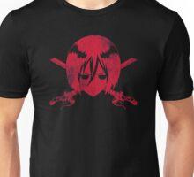 Cross Flag Mikasa Unisex T-Shirt