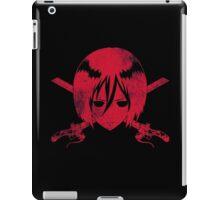 Cross Flag Mikasa iPad Case/Skin