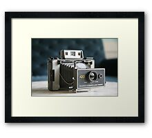 Polaroid Land Camera Framed Print