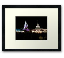 Fantasy Ride Framed Print
