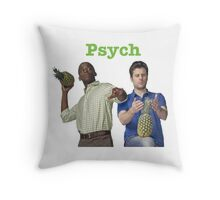 Shawn And Gus Throw Pillow