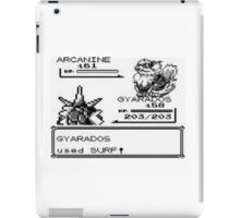 Pokemon! iPad Case/Skin