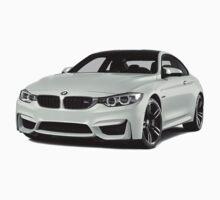 BMW M4 Baby Tee