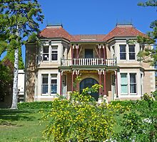 Mimosa - Historic Hobart Mansion by TonyCrehan