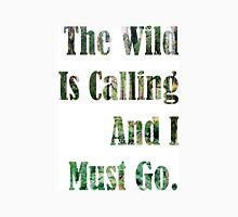 The WIld is Calling Unisex T-Shirt