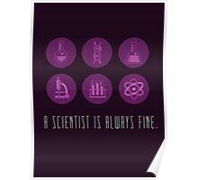 Trust Me, I'm a Scientist. Poster