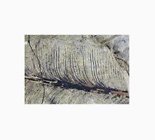 Fragile Fossil Plant Leaf Unisex T-Shirt
