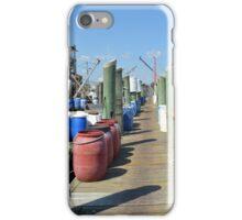 Boat Docks at Point Judith, RI [5] iPhone Case/Skin