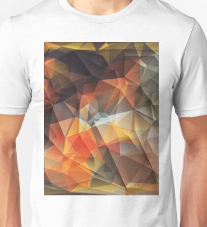 Crystal Pattern Unisex T-Shirt