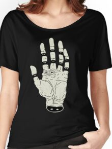 THE HAND OF DESTINY / LA MANO DEL DESTINO Women's Relaxed Fit T-Shirt