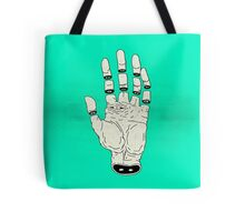THE HAND OF DESTINY / LA MANO DEL DESTINO Tote Bag