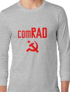 comRAD Long Sleeve T-Shirt