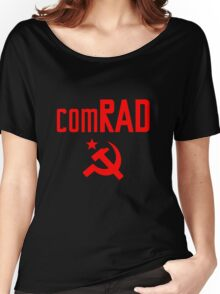 comRAD Women's Relaxed Fit T-Shirt