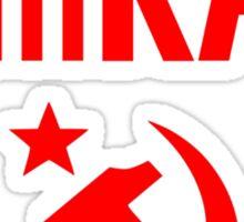 comRAD Sticker