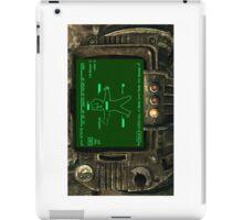 Fallout-- Pip Boy (sideways) iPad Case/Skin