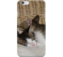 Snuggled Up iPhone Case/Skin