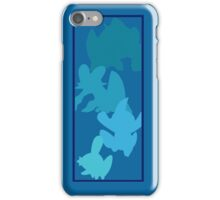 Mudkip Evolutionary Chain iPhone Case/Skin