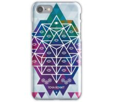 YOGA ROCKET iPhone Case/Skin