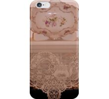 Beauty On The Mantle iPhone Case/Skin