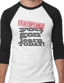 LEARN TODAY Men's Baseball ¾ T-Shirt