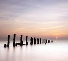 A New Day - Spurn Point by SteveMG