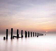A New Day - Spurn Point by SteveMG