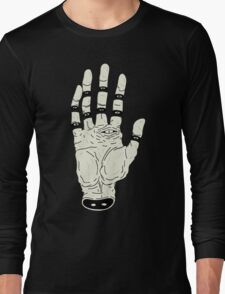 THE HAND OF ANOTHER DESTYNY Long Sleeve T-Shirt