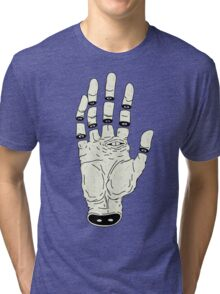 THE HAND OF ANOTHER DESTYNY Tri-blend T-Shirt