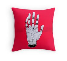 THE HAND OF ANOTHER DESTYNY Throw Pillow