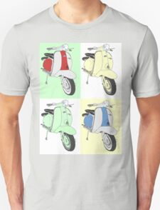 Retro Lambretta series 2 T-Shirt